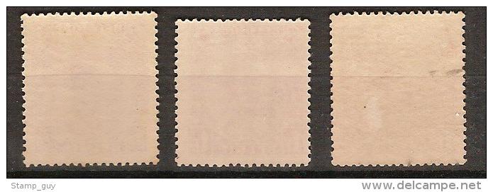 Koning Leopold III Met Profiel Naar Links , Nrs. 392 , 393 En 403  ** MNH  En * MH ; Staat Zie 2 Scans ! Inzet Aan 8 € ! - Unused Stamps