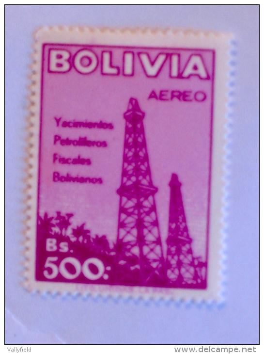BOLIVIE - BOLIVIE  1955   LOT# 13 - Bolivie