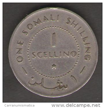 SOMALIA 1 SCELLINO 1967 - Somalia