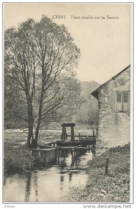 Chiny Vieux Moulin Sur La Semois Watermill - Chiny
