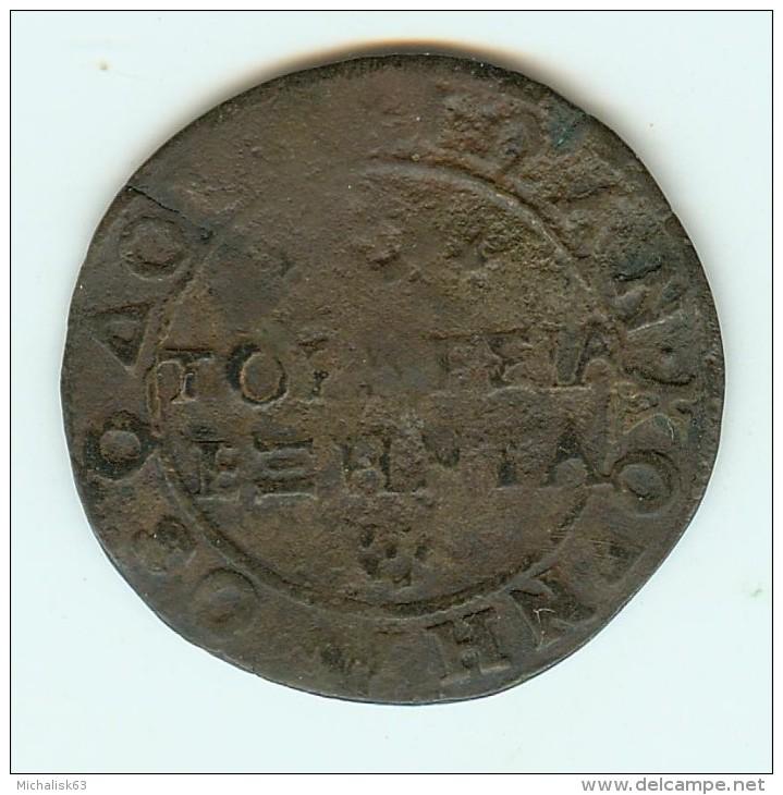 ITALY VENICE - VENEZIA, CRETE - CANDIA 60 TORNESI  JIOVANI CORNER 1625 - 1629 - Regional Coins