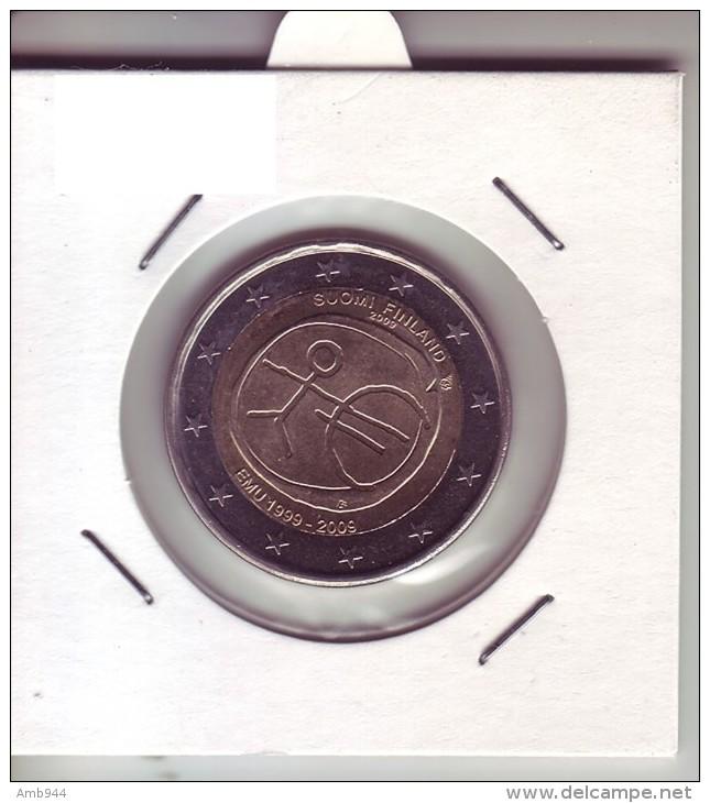 Finlandia - 2 Euro Commemorativo 2009 - Emu - Finland