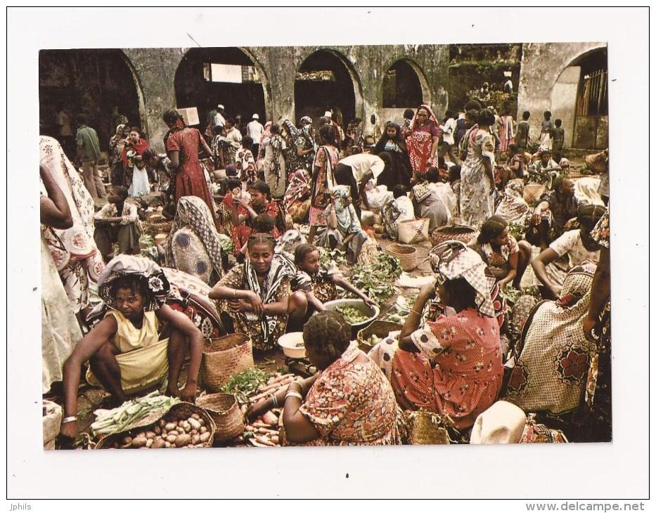 GRANDE COMORE Marché De MORONI Photo A . LEPAGE - Comores