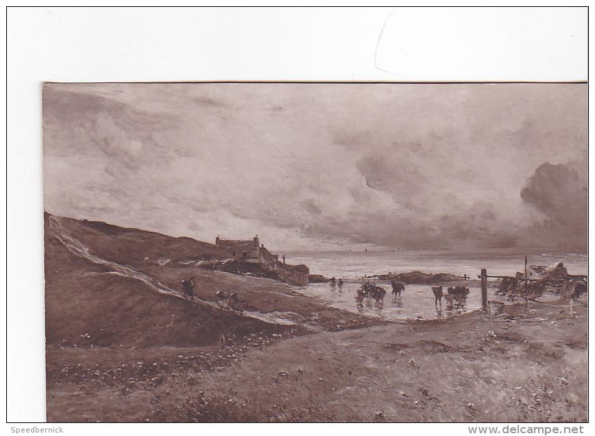 25717 Salon De 1913 -route Mer Equihen. Antoine Guillemet 6725dt ND - - Peintures & Tableaux