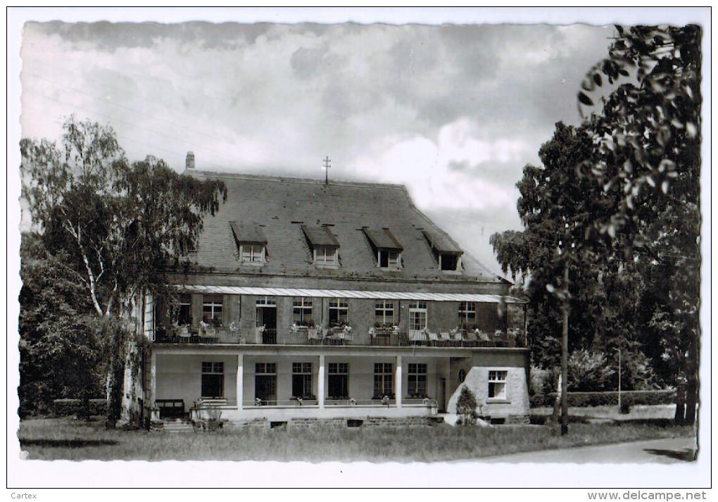 9937  Cpa :  HOMBURG :  Landeskrrankenhaus , Jolie Carte Photo !! - Saarpfalz-Kreis