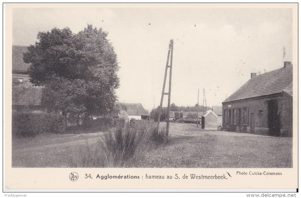 WESTMEERBEEK HAMEAU AU S . DE WESTMEERBEEK - Hulshout