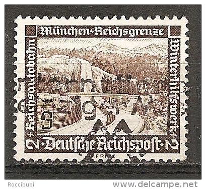 Michel 634 O - Deutschland