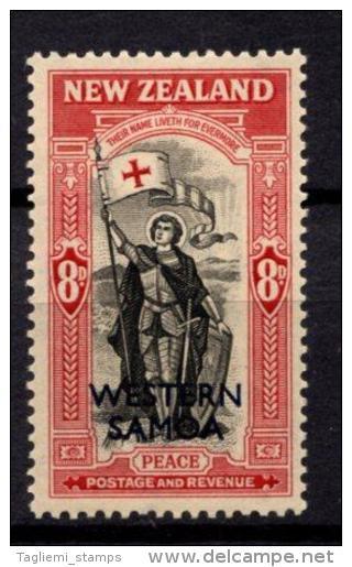 Samoa, 1946, SG 218, MNH - Samoa