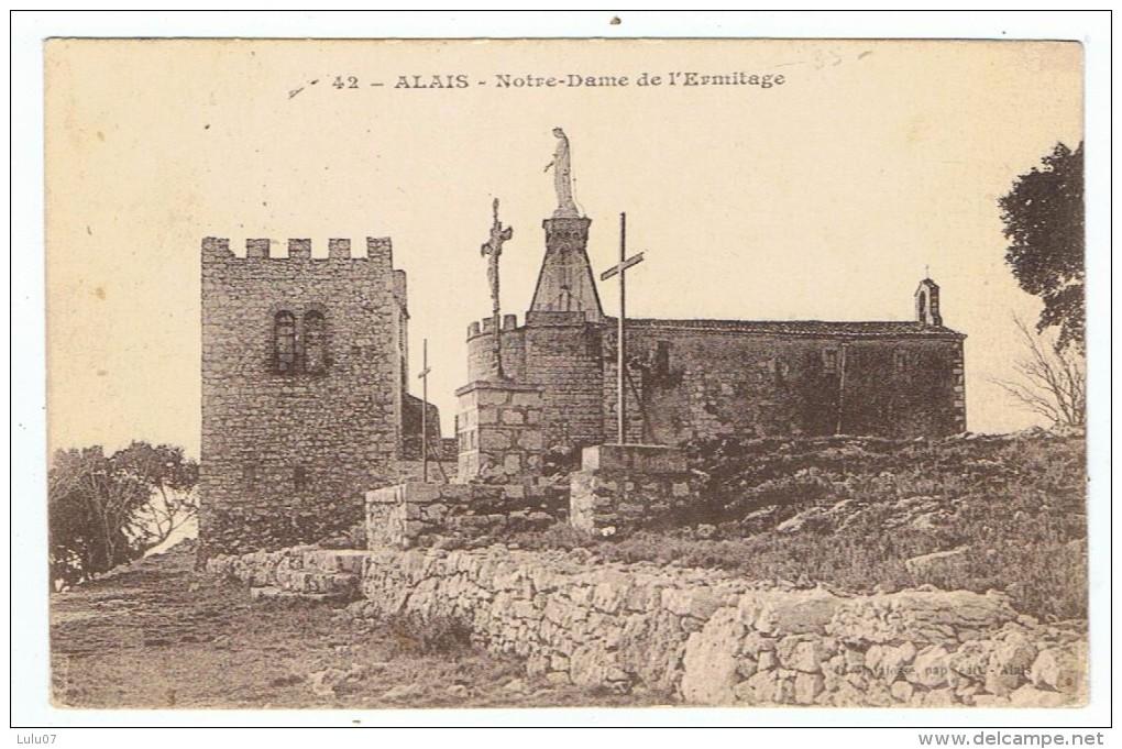 Alès   ND  De L'ermitage - Alès