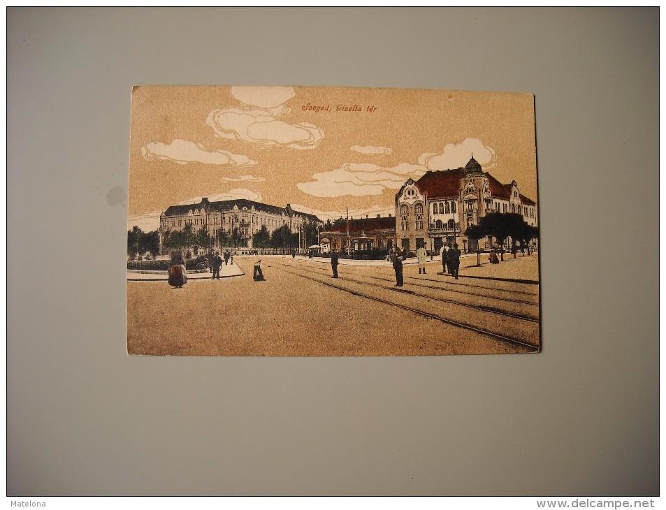 HONGRIE SZEGED GISELLA TER - Hungary