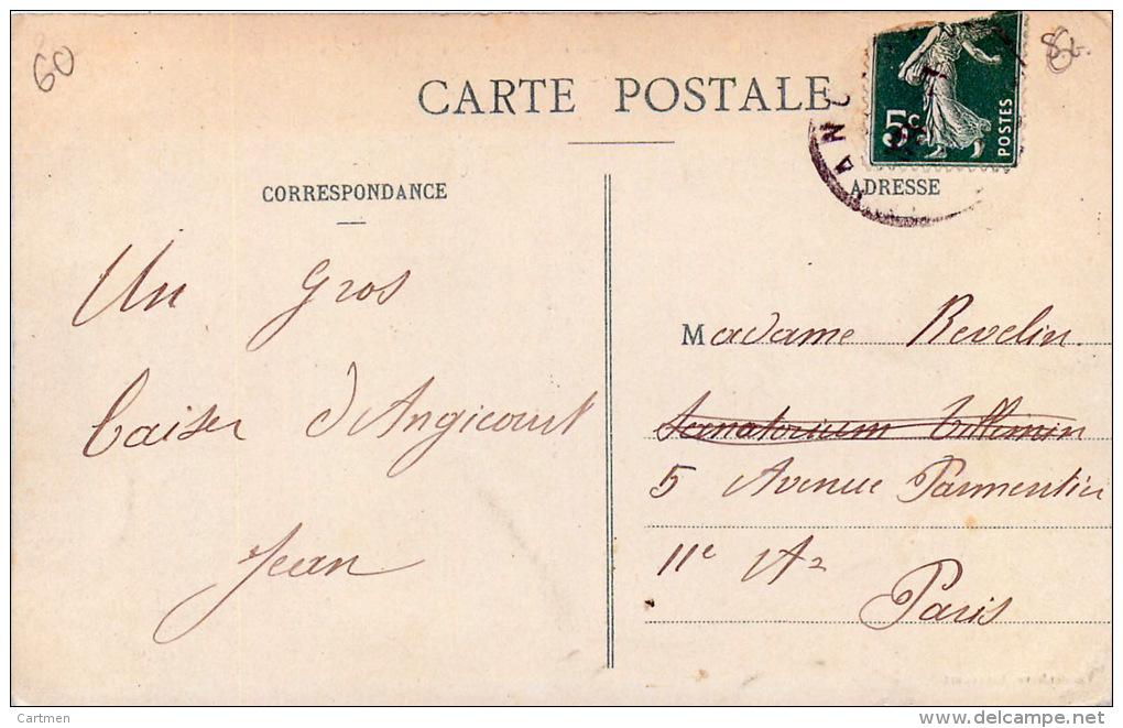 60 LIANCOURT SANATORIUM DEPENDANCE  HOPITAL TUBERCULOSE - Liancourt