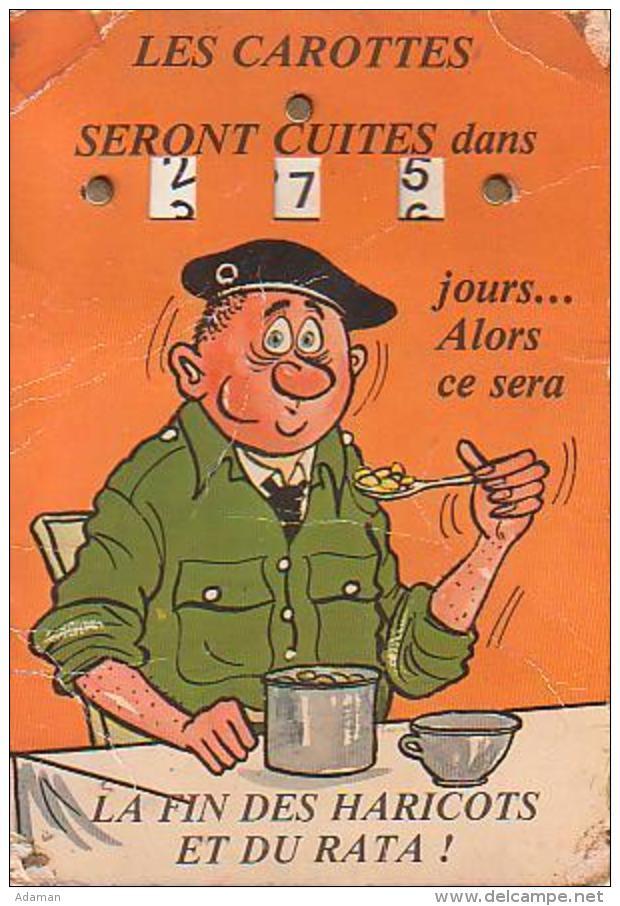 Militaire       H7       Les Carottes Sont Cuites Dans ??? Jours - Contemporary (from 1950)