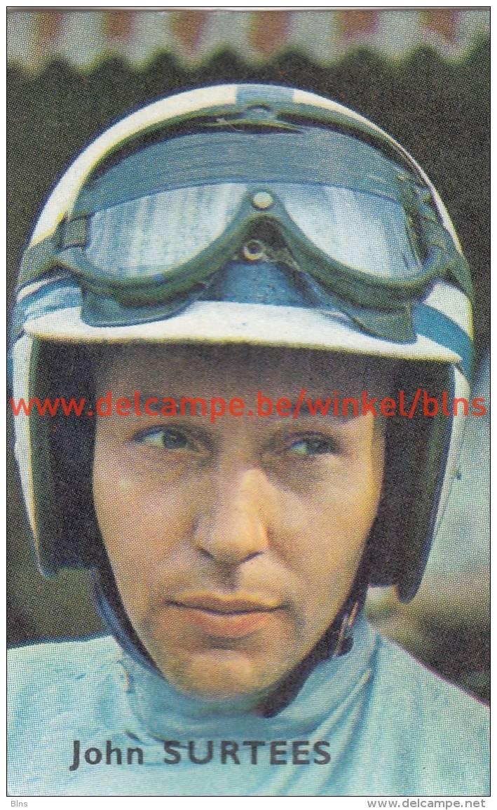 John Surtees - Automobile - F1