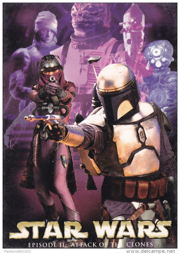 STAR WARS EPISODE II  ATTACK OF THE CLONES (DIL192) - Affiches Sur Carte