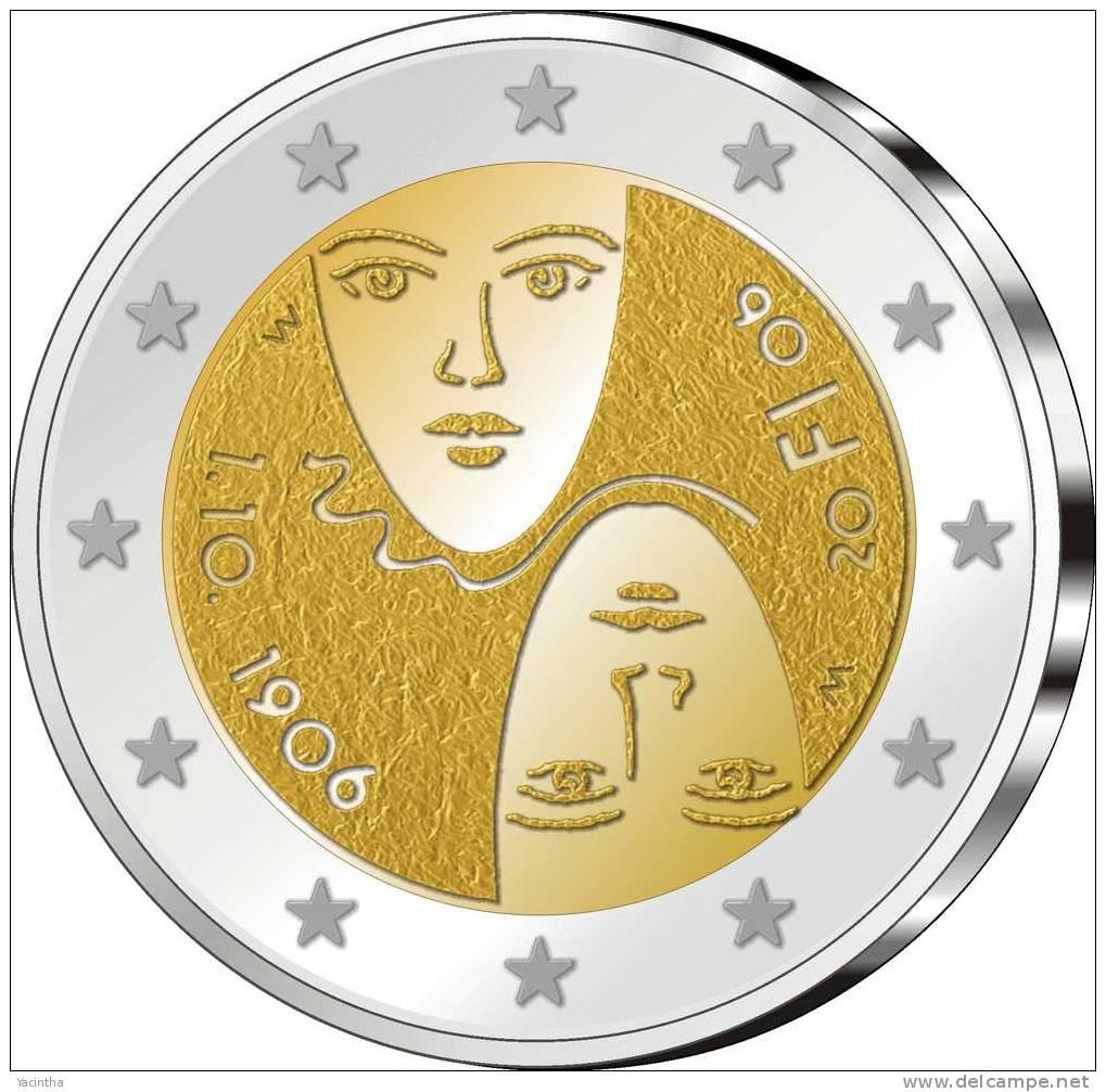 @Y@   Finland  2  Euro  2006  Commemorative - Finnland