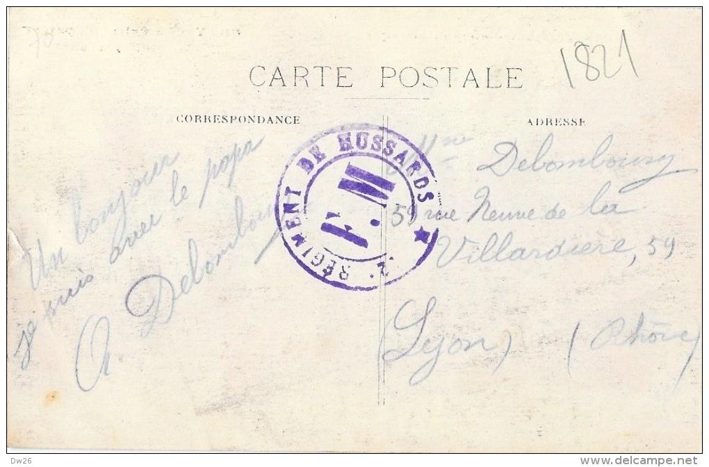 Gray (La Haute-Saone Pittoresque) - La Caisse D´Epargne - Petite Animation - Carte C.L.B. N°2058 - Banques