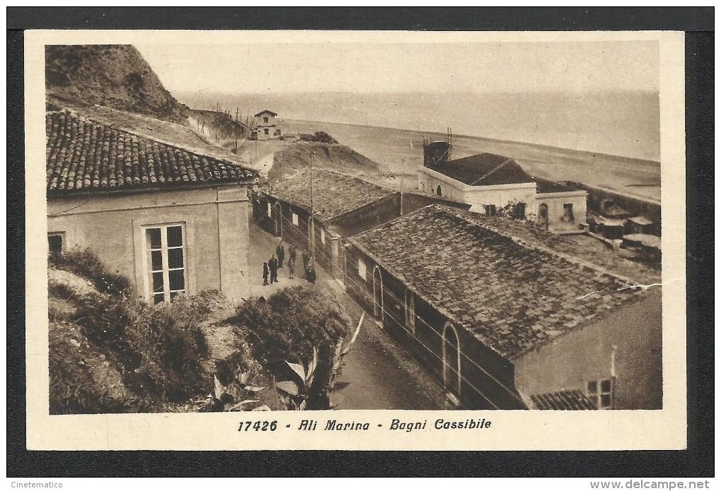 Alì Marina (Messina): Bagni Cassibile - Messina