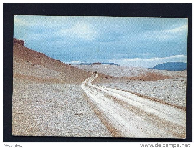 ICELAND  -  Namaskaro  Unused Postcard - Iceland