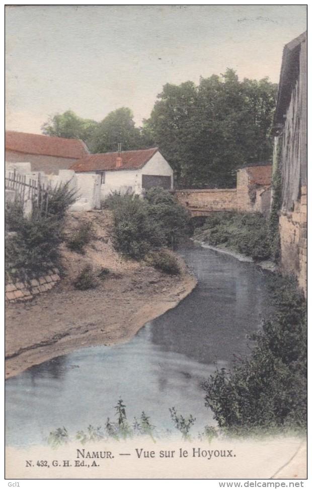 Namur - Vue Sur Le Hoyoux - Namur