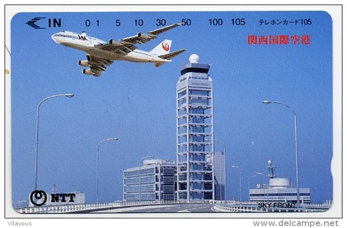 Avion Jet Télécarte Phonecard  Telefonkarten R354 - Vliegtuigen