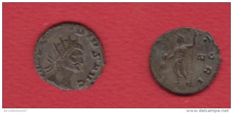 Claude II   --  Antoninien  -- - 5. L'Anarchie Militaire (235 à 284)