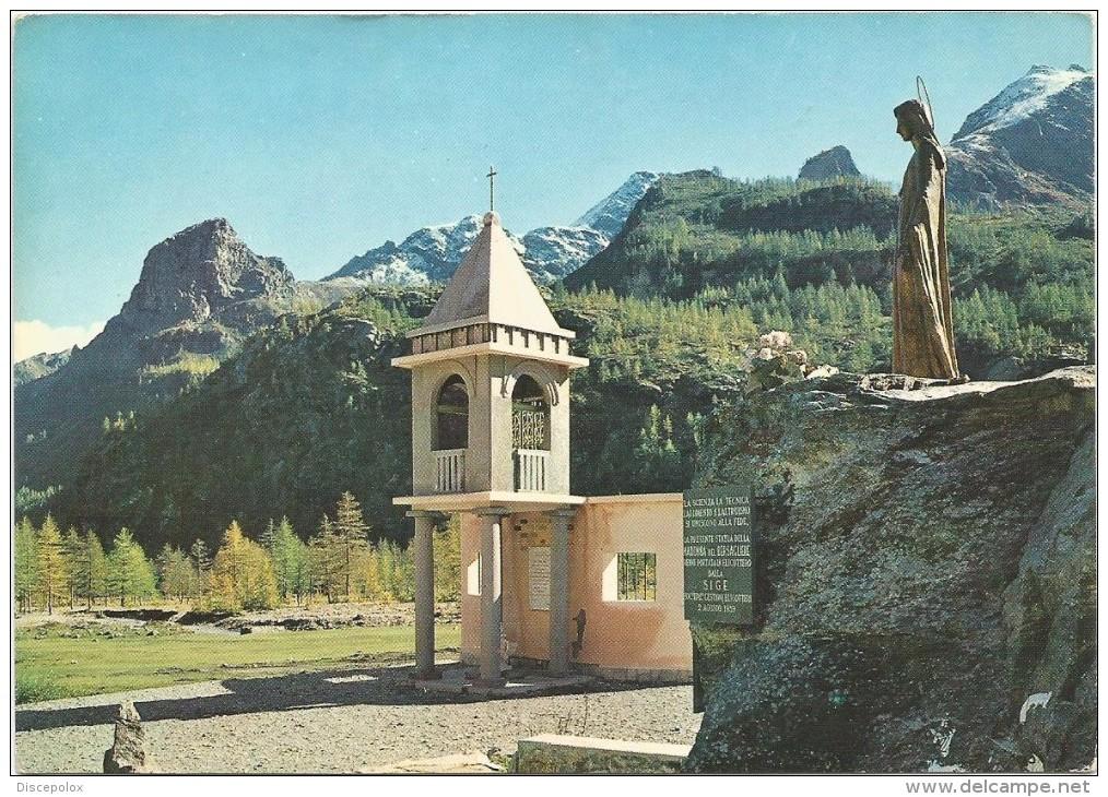 O2862 Balme (Torino) - Pian Della Mussa - Sacrario Dei Bersaglieri / Non Viaggiata - Italië