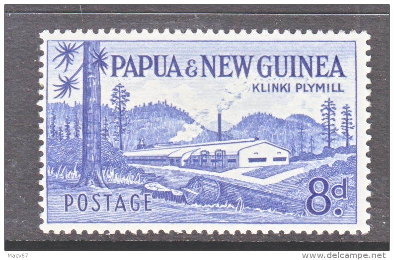 PAPUA  & NEW  GUINEA  143     ** - Papouasie-Nouvelle-Guinée