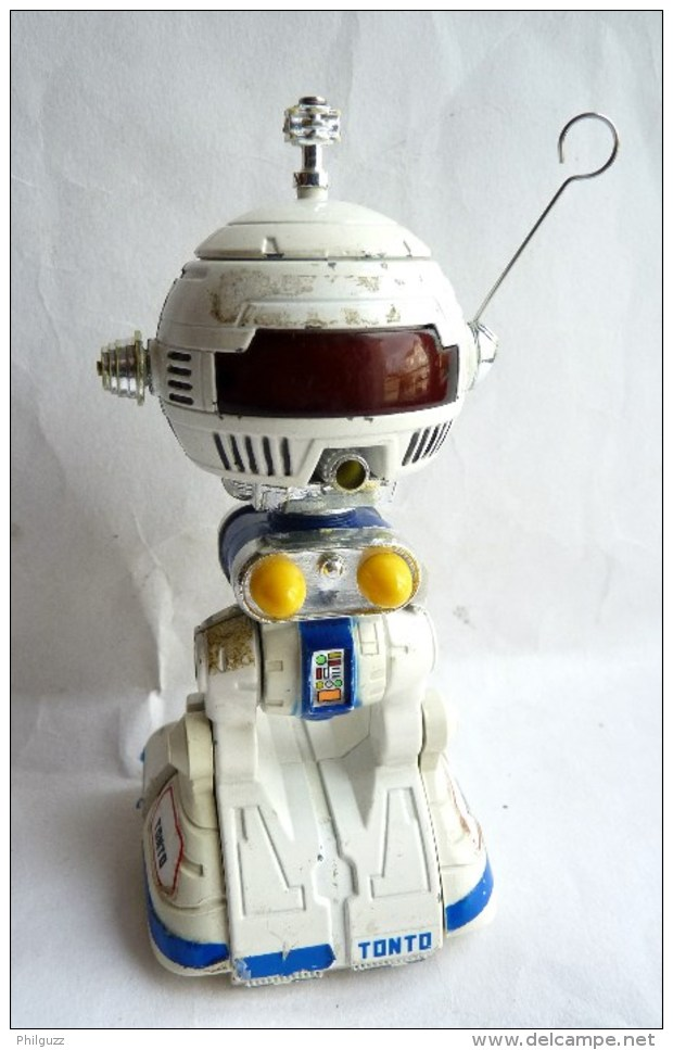 RARE FIG SAN KU KAI SANKUKAI POPY  TONTO -  Incompet - Figurines