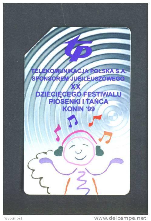 POLAND  -  Urmet Phonecard As Scan - Poland