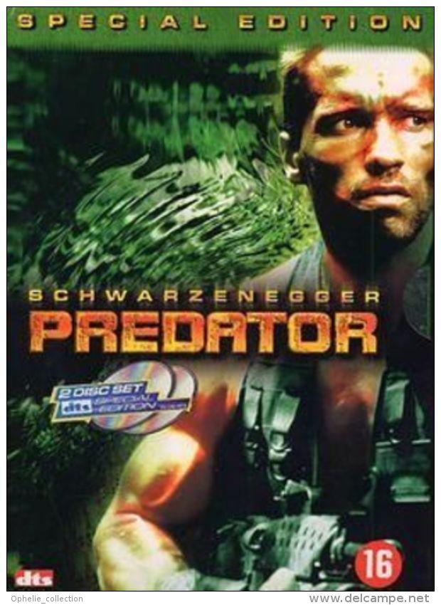 Predator - Édition Collector - John Mctiernan - Ciencia Ficción Y Fantasía