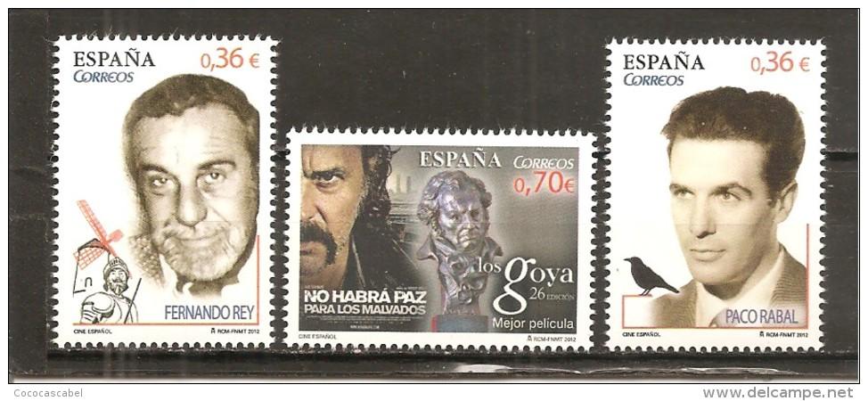 España/Spain-(MNH/**) - Edifil 4720-22 - Yvert 4398-00 - 1931-Hoy: 2ª República - ... Juan Carlos I