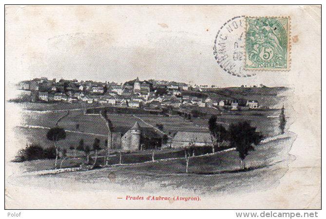 PRADES D' AUBRAC - (86198) - France