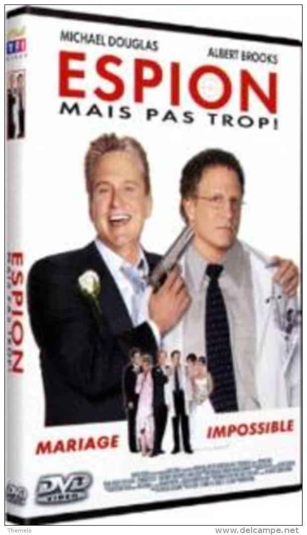 "DVD Neuf Sous Blister ""Espion Mais Pas Trop"" - Comedy"
