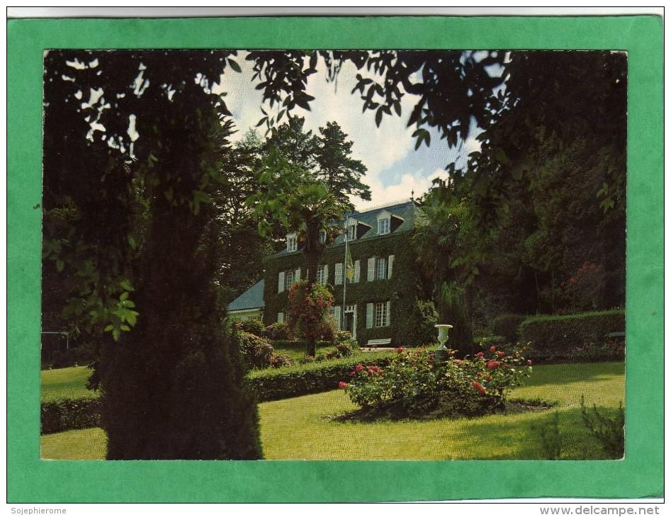 Locquénolé Sur La Baie De Morlaix Kerliviou ***NN (Hôtel-Restaurant)  2 Scans - Other Municipalities