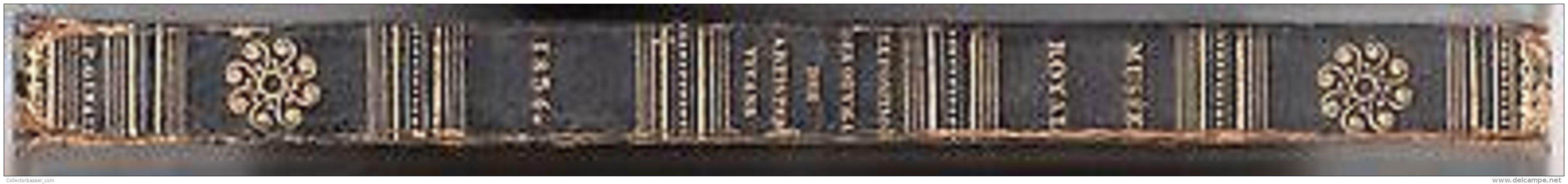 1834 The Official Paris Salon Catalogue Art Binding Signed R P Ginain Desirable - Books, Magazines, Comics