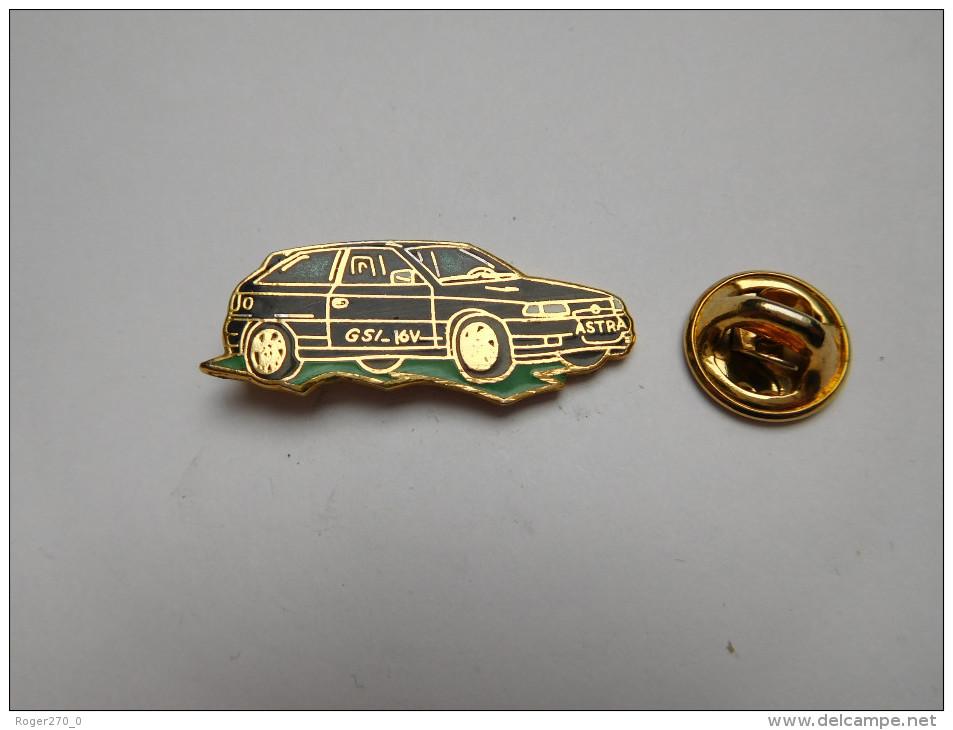 Auto Opel Astra GSI - Opel