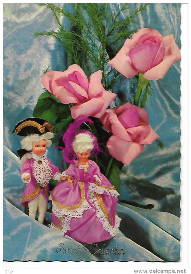 CARTE ST VALENTIN - FÊTE DES AMOUREUX / EDT. G. PICARD - Valentine's Day