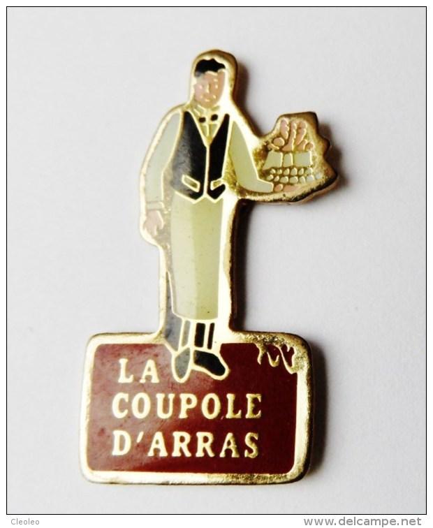 Pin's La Coupole D'Arras - C016 - Pin's