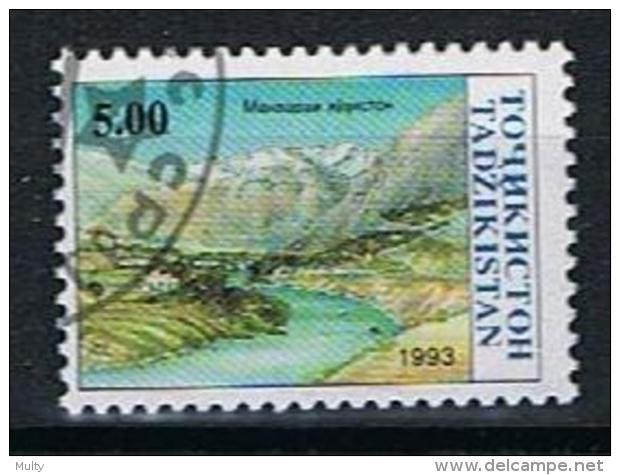 Tadzjikistan Y/T 18 (0) - Tadjikistan