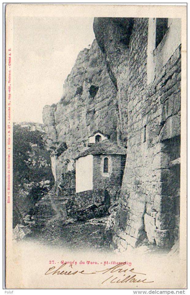 SAINT MARECTIN - Gorges Du Tarn   (86383) - France