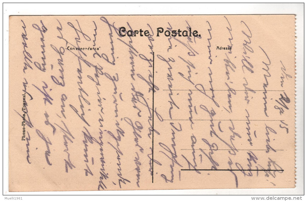 Nr.  6859,   Arras, Feldpost - Arras