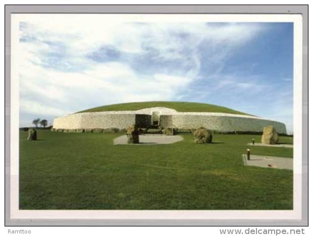 Newgrange , Bru Na Boinne , Co. Meath , View From The Road - Meath