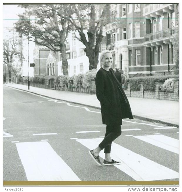 Foto-Heft: Helene Fischer In Den Abbey Road Studios Liverpool - 20 Seiten Mit Fotos Von Der Aufnahme Der Weihnachts-DVD - Fotos