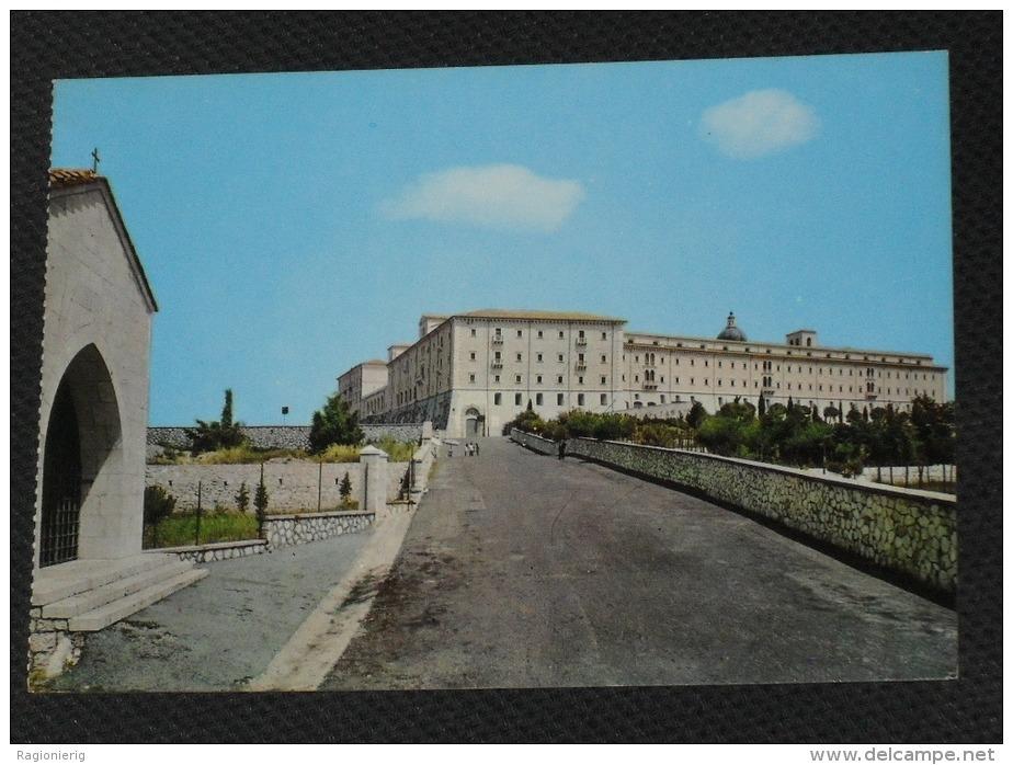 FROSINONE - Montecassino - Lato Sud Ovest - Frosinone