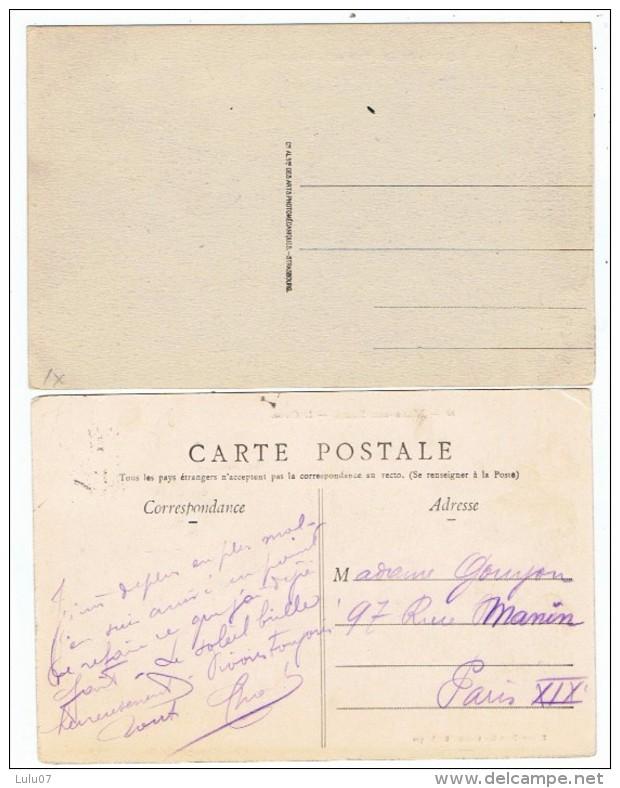 Lot  5 Cartes  Malo_les_bains - France