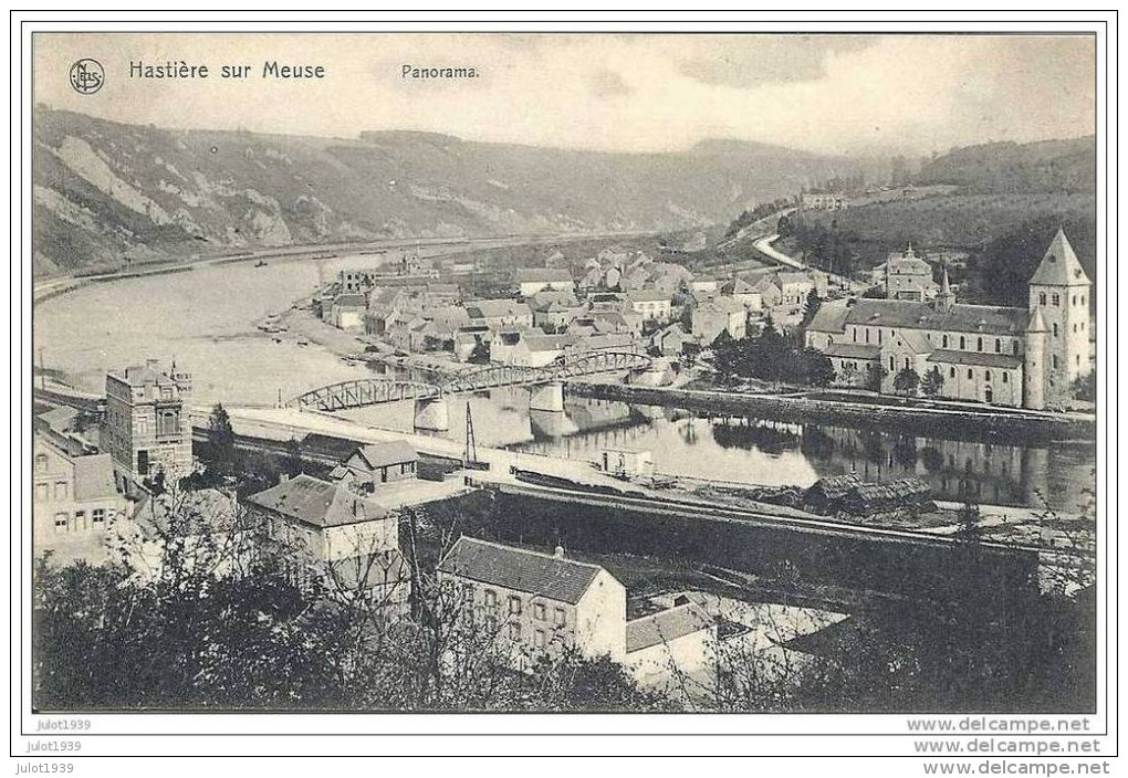 HASTIERE ..-- Panorama . - Hastière