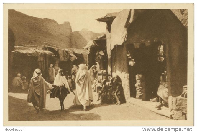 DZ BISKRA / Rue à Sidi Okba / - Biskra