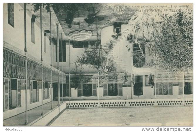 DZ BISKRA / Hôtel Du  Sahara, Maison De Premier Ordre Entièrement Neuve / - Biskra