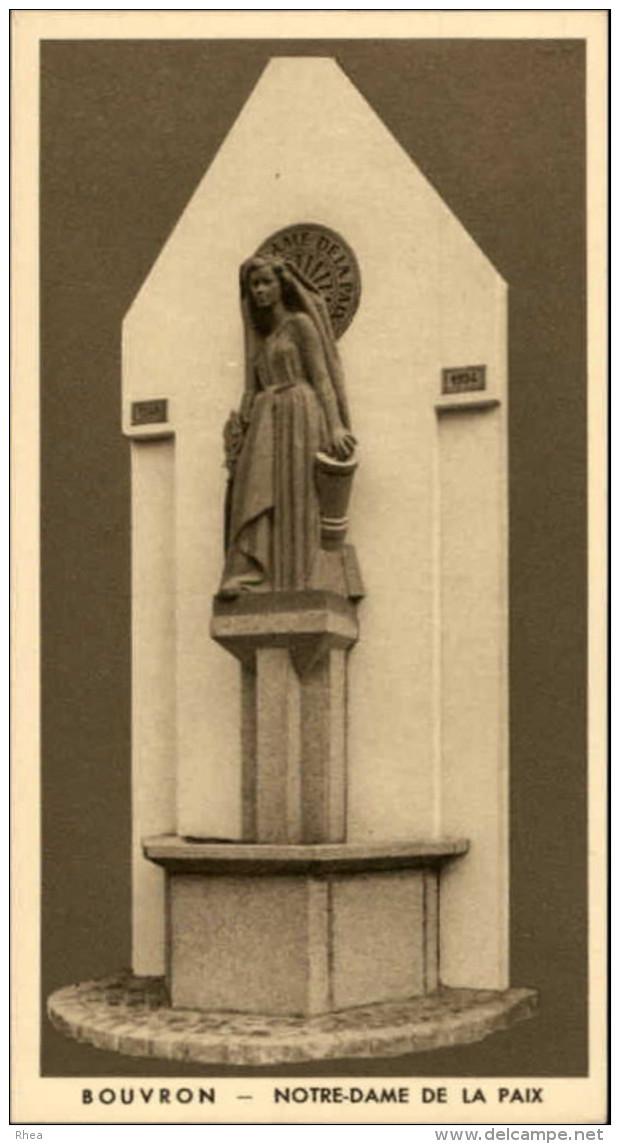 44 - BOUVRON - IMAGE RELIGIEUSE - Images Religieuses