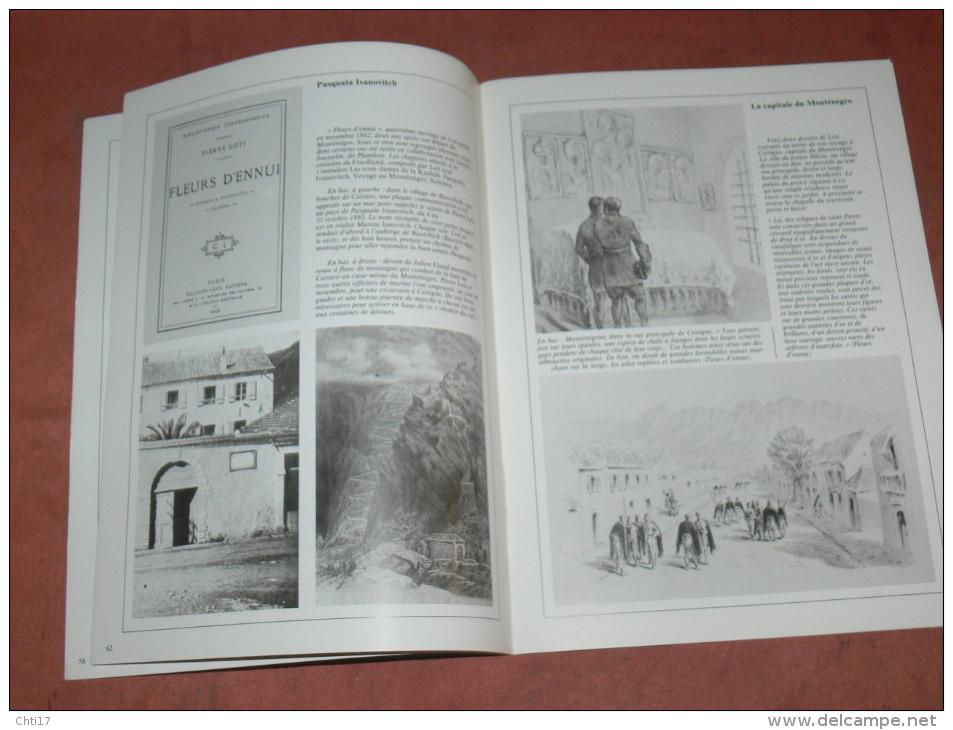 """CHARENTES EN CPA/ PIERRE LOTI N° 5 """" VOYAGES JAPON / TURQUIE / PAYS BASQUE """" SAINTES/ ROCHEFORT/ ROYAN / OLERON / SAUJON - Poitou-Charentes"""